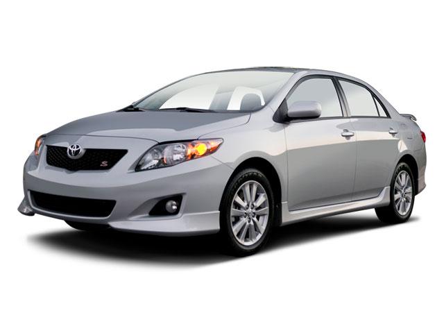 2010: Toyota, Corolla, LE,