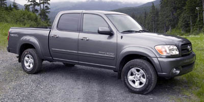 2006: Toyota, Tundra, SR5, CD PLAYER, Crew Cab Pickup