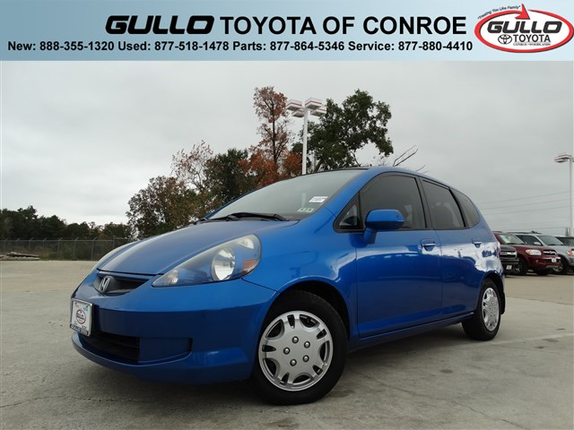 2008: Honda, Fit, Base, 4dr Car