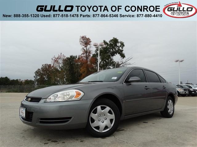 2006: Chevrolet, Impala, LS, CD PLAYER, 4dr Car