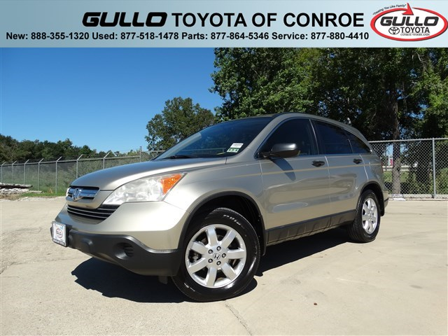 2007: Honda, CR-V, EX, CD/MP3, Sport Utility