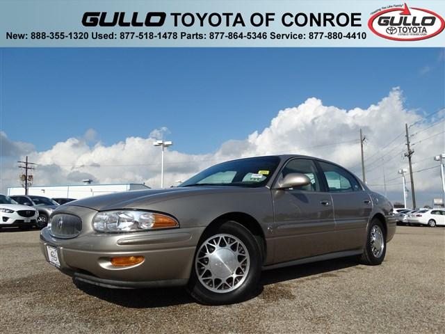 2000: Buick, LeSabre, Limited, 4dr Car