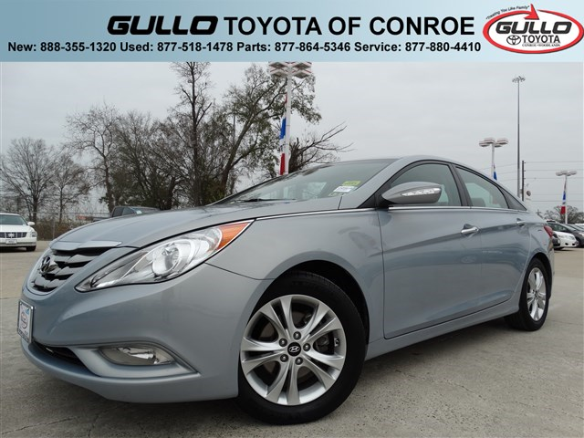 2011: Hyundai, Sonata, Ltd, NAVIGATION PKG, 4dr Car