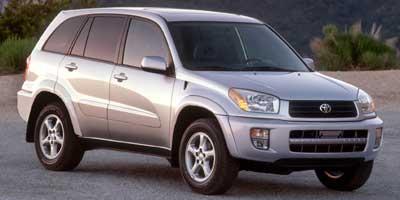 2002: Toyota, RAV4, UPGRADE L PKG, Sport Utility