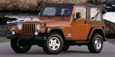 2003: Jeep, Wrangler, Sahara, CD PLAYER, Convertible