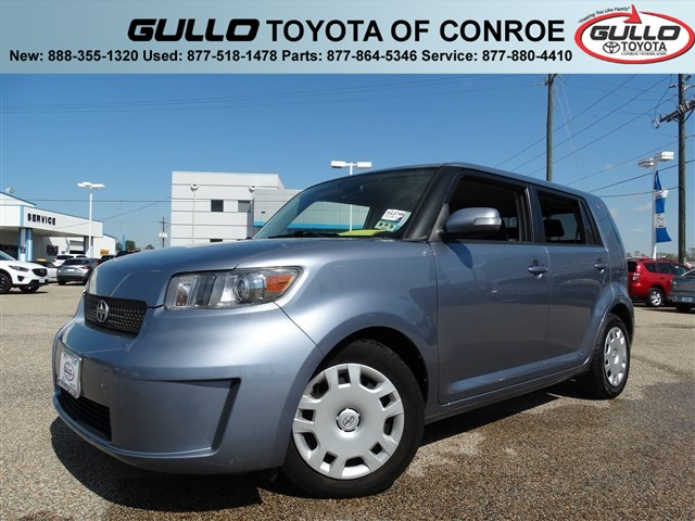 2009: Scion, xB, CD PLAYER, Station Wagon