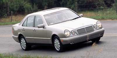 1999: Mercedes-Benz, E-Class, E320, 4dr Car