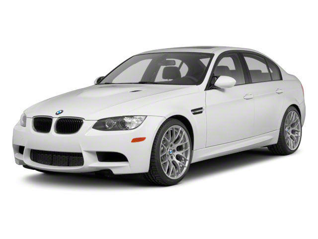 2011: BMW, M3, Base, 4dr Car