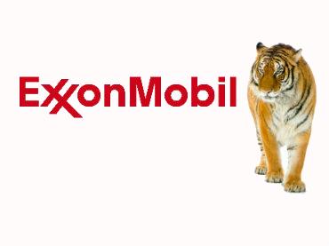 Image Gallery exxonmobil tiger