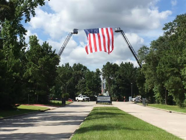 UPDATE: Montgomery County, Texas & nation pay respects to Sgt. Stacey Baumgartner, Patton Village Police Dept