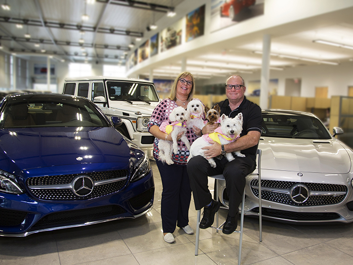 Pets news the woodlands tx for Mercedes benz of the woodlands