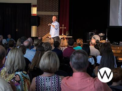 The Church at Woodforest to expand to two Sunday worship services