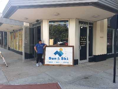 Sun & Ski Opens Holiday Pop up Shop at Market Street