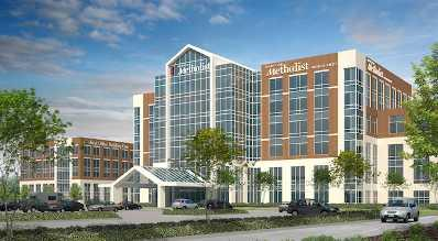 Houston Methodist to Open Hospital in The Woodlands