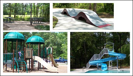 Forestgate Park in The Woodlands Texas - Woodlands Online