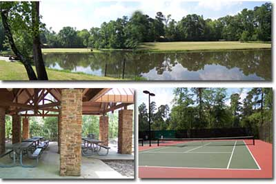 Meadowlake Park in The Woodlands Texas - Woodlands Online