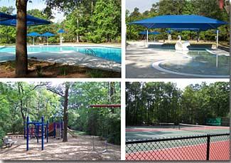Ridgewood Park in The Woodlands Texas - Woodlands Online
