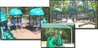 Sawmill Park in The Woodlands Texas - Woodlands Online