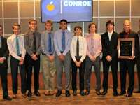 Conroe ISD recognizes cross country state champions