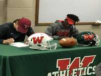 The Woodlands' Bonner & Carter sign Letter of Intent to Stanford and Texas Tech