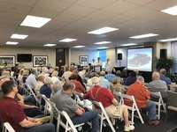 Houston Methodist orthopedic surgeons address full house at recent joint pain lecture in The Woodlands