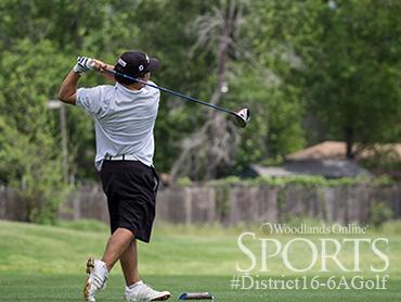 District 16-6A Golf Tournament Recap