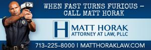 Houston Criminal Defense Attorney Matt Horak Discusses Drug Charges in Texas
