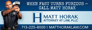 Houston Domestic Violence Defense | Attorney Matt Horak