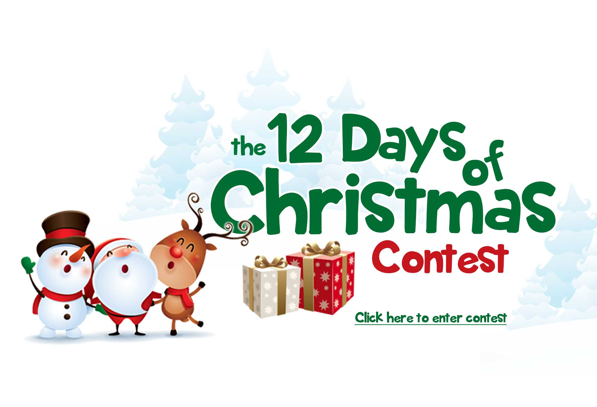 Contest: 12 Days of Christmas Contest 2018 | Woodlands Online
