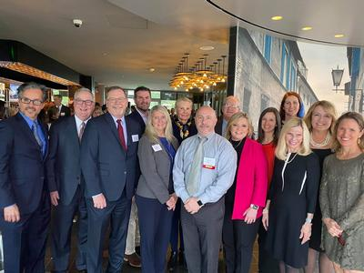 The Woodlands Area Economic Development Partnership Honors Elected Officials