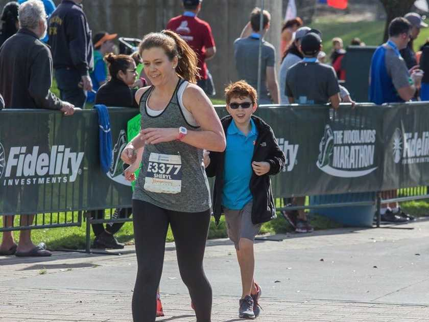 Weight Loss Patient Completes The Woodlands Half Marathon With Help