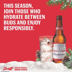 "Pledge to ""Drink Wiser"" This Holiday Season"