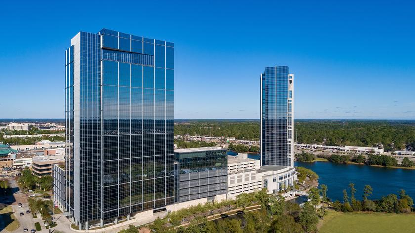 Western Midstream Leases 134,000 SF at The Woodlands Towers at the Waterway