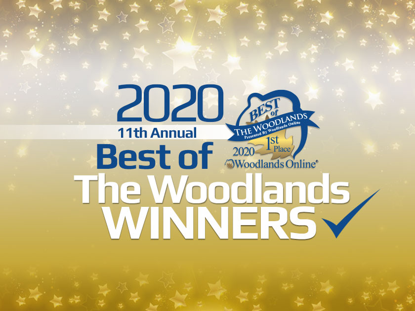 Best of The Woodlands Winners Announced; Highlighting the Positive in Our Community