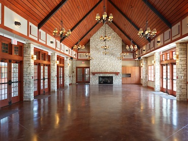 Big Stone Lodge Now Open For Private Events Woodlands Online