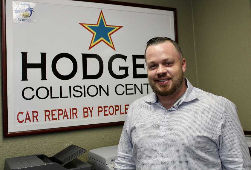 Hodges Collision names new director of operations