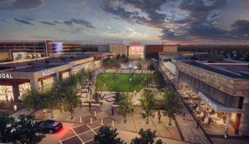Amc Metropark 10 Imax To Open Soon At Square In
