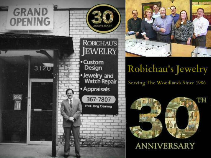 Robichau's Jewelry celebrates 30-year family tradition