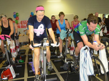 YMCA to host super Spin-a-Thon January 24th | Woodlands Online