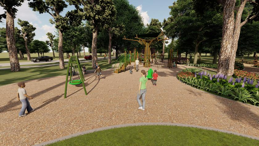 Two New Masterfully-Designed Parks to Open this Summer in The Woodlands Hills