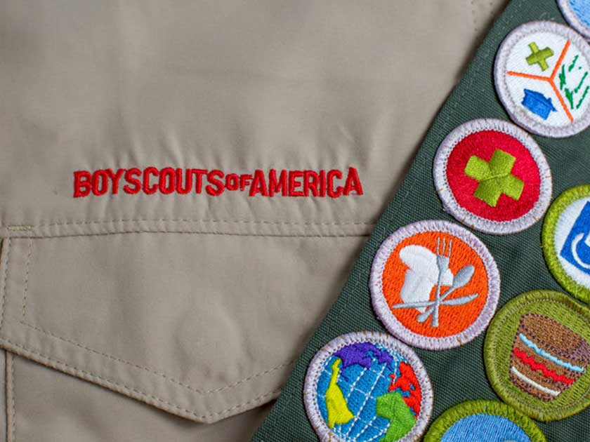 Local Boy Scout Voices Concern