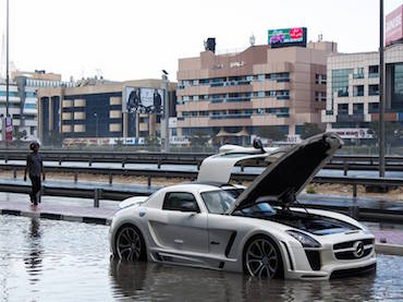 The Woodlands Texas Flooding >> Mercedes Benz Of The Woodlands Offers Tips Before During