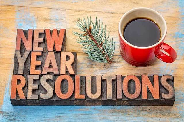 New Year Resolutions for Your Eye Health