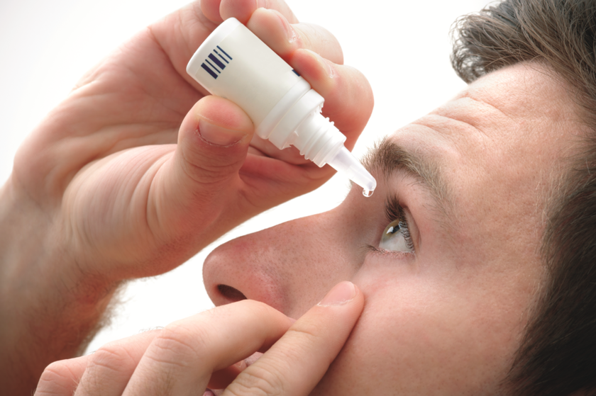 Are Eyedrops Okay to Use with Contact Lenses?