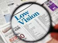 February is also Low Vision Awareness Month