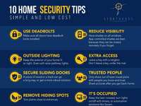 10 Simple Ways to Feel Secure At Home