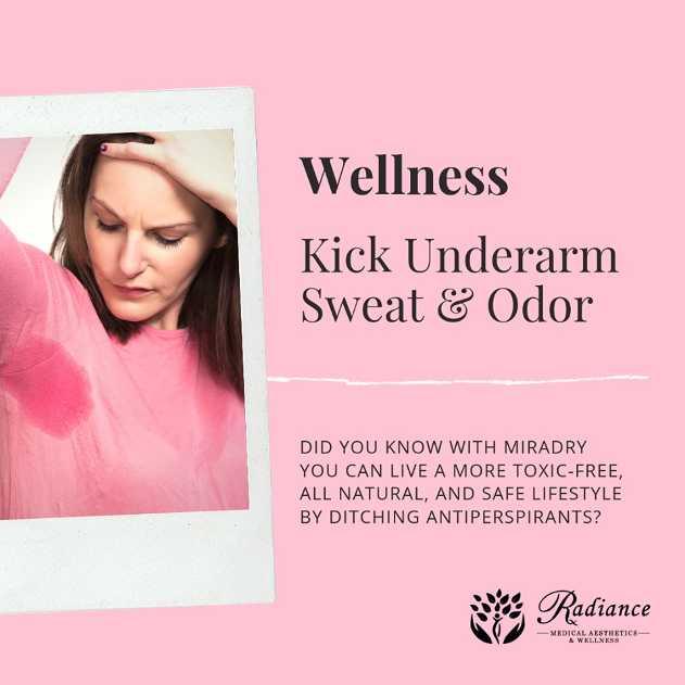 Stop Underarm Sweat & Odor Forever | Woodlands Online Blogs