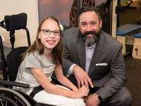 Madeline, 8, is Making the Most of a Second Chance with TIRR Memorial Hermann