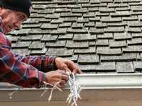 Up on the Housetop: Decorating Safety