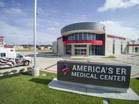 America's ER + Urgent Care is OPEN 24/7
